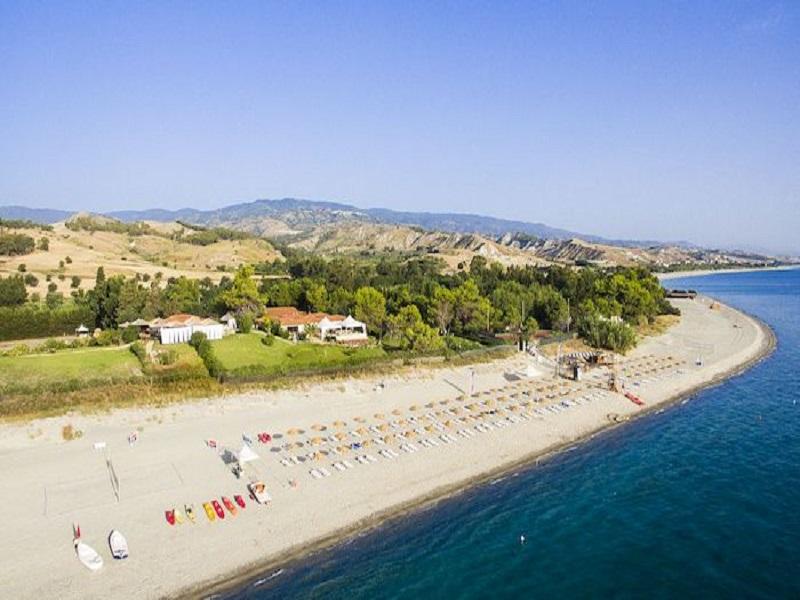 Soggiorno in Calabria presso il Calalandrusa Resort