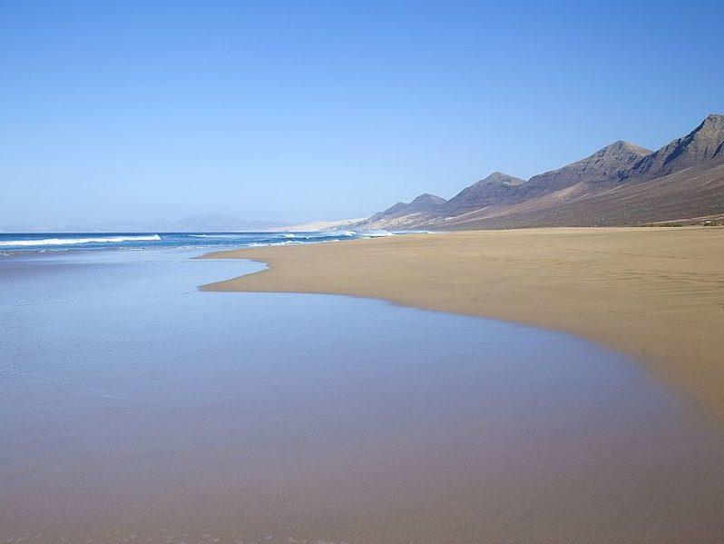 Trekking a Fuerteventura
