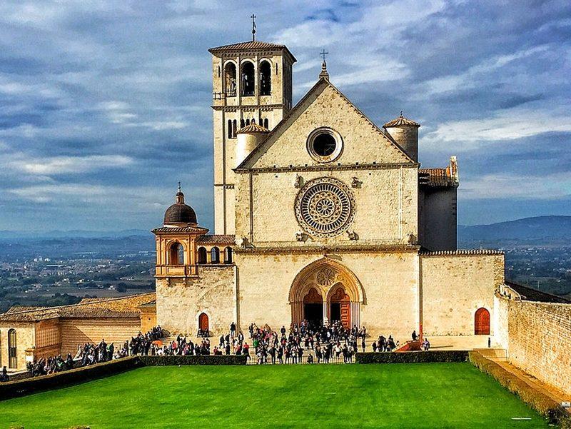 Pasqua in Umbria sulla via di San Francesco