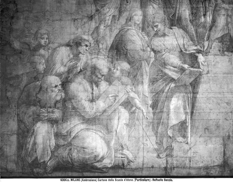 Pinacoteca Ambrosiana, Raffaello